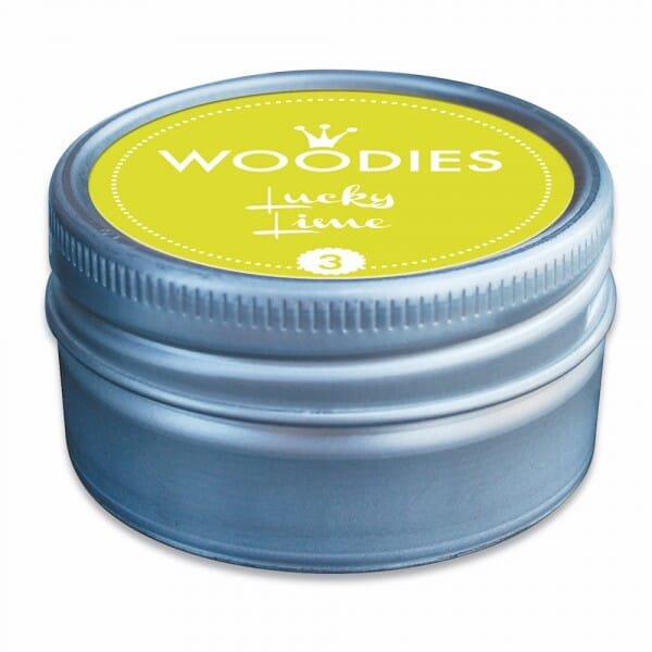 Woodies Stempelkissen - Licky Lime