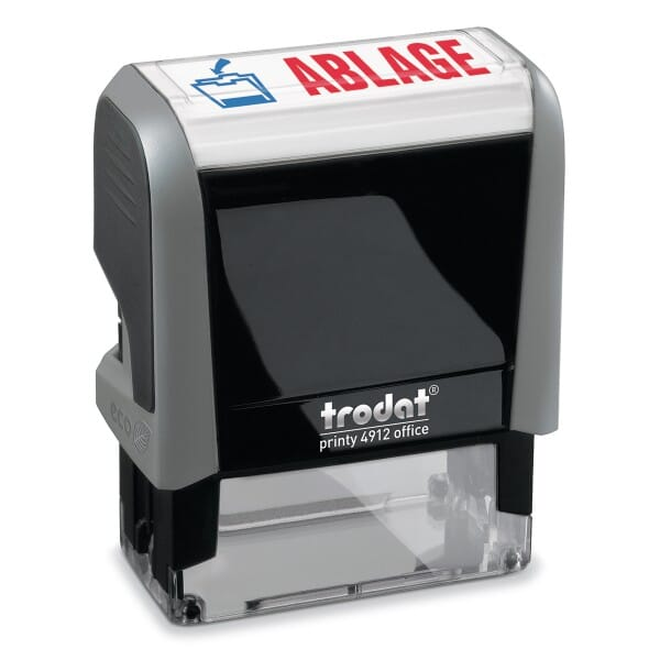 "AKTION - Trodat Office Printy Textstempel ""Ablage"""