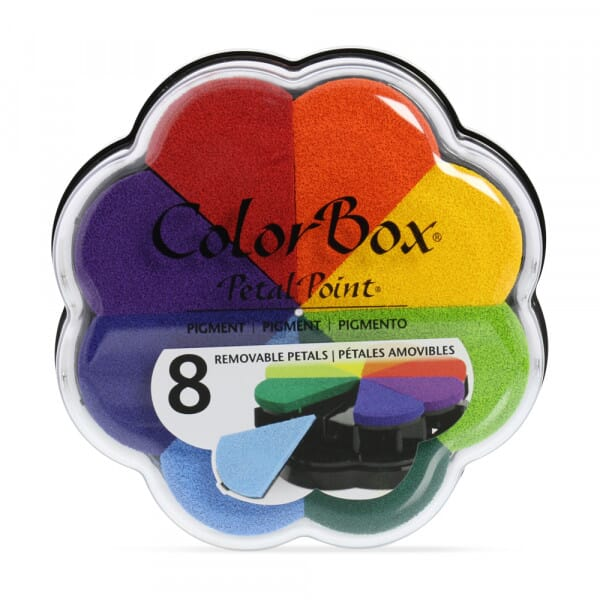 Clearsnap - Colorbox Petal Point Pinwheel (12x12 cm)