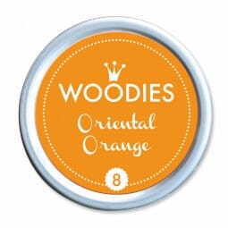 Woodies Stempelkissen - Oriental Orange