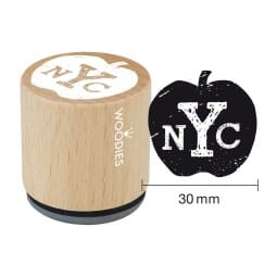 Woodies Stempel - NYC ... Apple