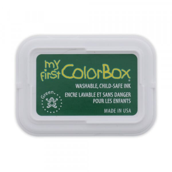 Clearsnap - My First Colorbox Green (7,7 x 5,6 cm)