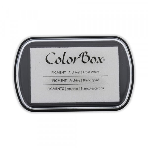 Clearsnap Colorbox - Frost White Stempelkissen (10 x 6,3 cm)