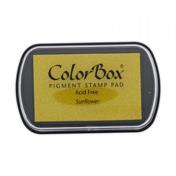 Clearsnap Colorbox - Sunflower Stempelkissen (10 x 6,3 cm)